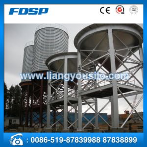 China High Reputation Manufacturer Soybean Silo pictures & photos