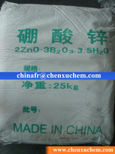 Zinc Borate Excellent Grade pictures & photos