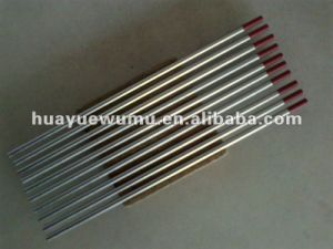 Thoriated Tungsten Electrode for TIG Welding 1.6*175mm pictures & photos