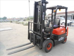 1.8ton China Diesel Forklift Truck with CE and ISO