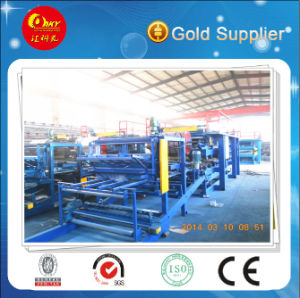 High Quality Low Price Sandwich Panel Production Line pictures & photos