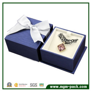 Hot Sale Gift Bowknot Jewelry Paper Box pictures & photos