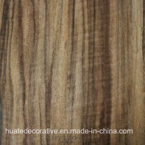 Metallic Wood Grain Decorative Paper, Printing Melamine Paper for Furniture, Laminate Board