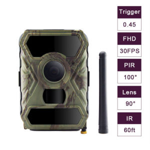 12MP Huntcam 1080P 30fps  56PCS IR LEDs Hunting Trail Camera