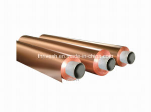 Rolled Copper Foil in Coil for Heat Exchange pictures & photos