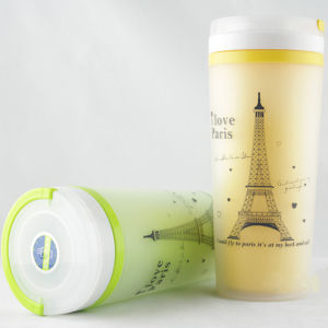Plastic Sports Water Bottle, Plastic Sports Bottle, 350ml Plastic Drink Bottle pictures & photos