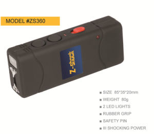 Mini Stun Gun with Key Chain for Self Defense Device pictures & photos