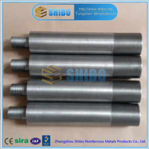 Factory Direct Sale Pure Moly Electrode for Glass Melting Furnace pictures & photos