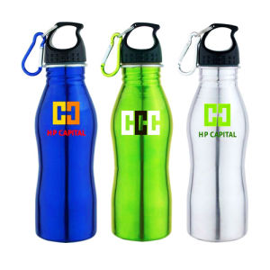 500ml Sport Water Bottle Made of Stainless Steel Wb-015 pictures & photos