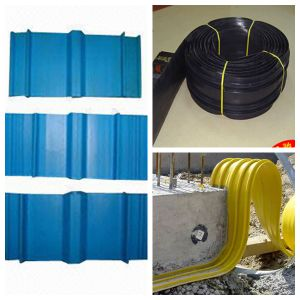 Water Stop of EVA Plastic Water Seal Strips pictures & photos