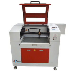 CO2 Single Head Arts and Crafts Laser Cutting Engraving Machine (WZ6040)