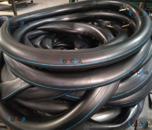 Top Quality Motorcycle Butyl Rubber Inner Tube pictures & photos
