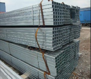 Best Price 40X40mm, 60X40mm Rectangular/Square Steel Tube pictures & photos