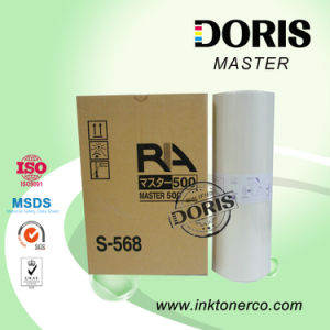 Ra Stencil Master Roll S-568 for Riso Duplicator Gr Ra A3 B4 A4 pictures & photos