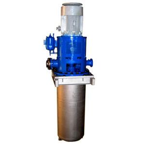 API Vertical Barrel Pump pictures & photos