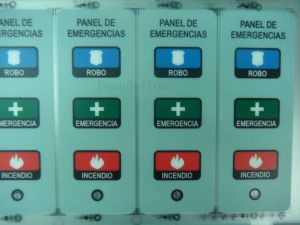 Panel Keypad Keyboard Graphic Overlay Membrane Switch pictures & photos