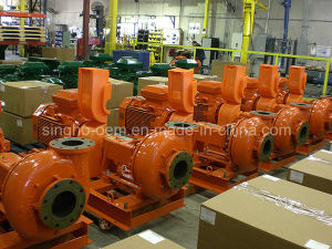 Cast Iron Oilfield Centrifugal Pumps