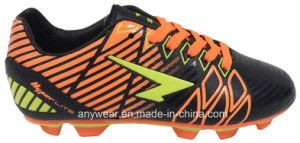 Children Soccer Football Boots Outdoor Shoes (415-5468) pictures & photos