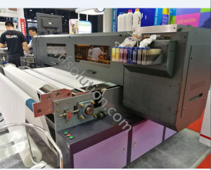 Direct Textile Printer Belt Printer for All Kinds Fabrics pictures & photos