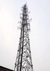 Angle Steel Tower with Power Transmission Tower pictures & photos