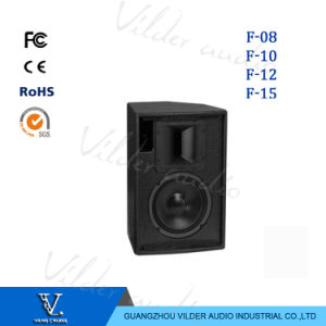 F8+ Professional Audio Full Range Single 8′′ Woofer Small Speaker pictures & photos