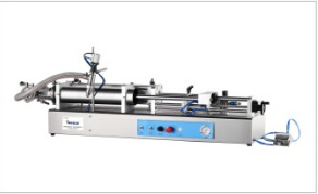 Hot-Sales Horizontal Pneumatic Filling Machine for Body Lotion