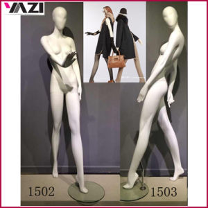 Movable Fashion Mannequin Female for Window Display pictures & photos