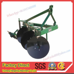 Farm Tool Disc Plow Tractor Suspension Plough pictures & photos