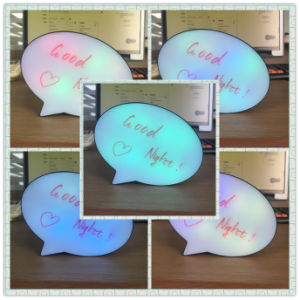 Gradient Ramp Display Bubble Light Box pictures & photos