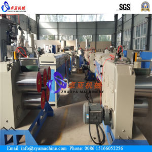 Pet/PP Plastic Safety Rope/String Plastic Wire Extrusion Machine pictures & photos