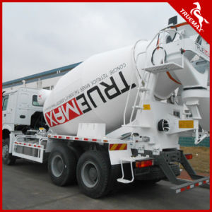 Vehicle HOWO/Dongfen/Beiben Concrete Truck Mixer Truck pictures & photos