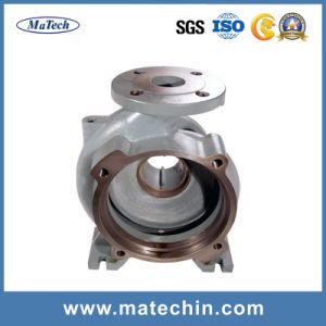 Molding and Sand Casting Ductile Iron Gearbox Top Housing pictures & photos