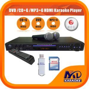 Karaoke Player DVD/ CD+G / MP3+G HDMI Recording