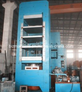 Frame Type Forklift Tire Vulcanizing Press pictures & photos