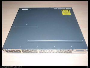 Cisco WS-C3750X-48P-S Switch