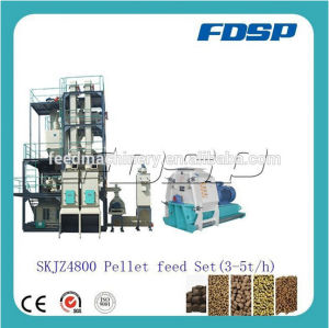 High Efficient Floating Fish Feed Plant Shrimp Feed Production Line pictures & photos