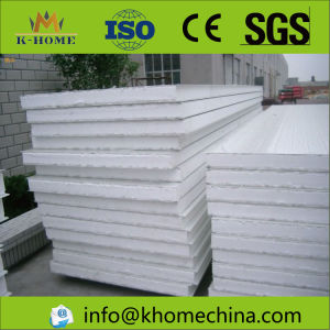 Building Material EPS Sandwich Panel Wall Panel pictures & photos