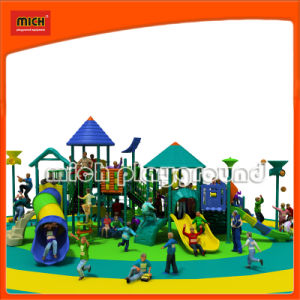 Round Roof Outdoor Amusement Equipment Playground (5238A) pictures & photos