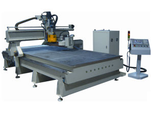 5kw 8kw CNC Woodworking Engraving Machine with Vacuum Atc (PEM-1325D2) pictures & photos