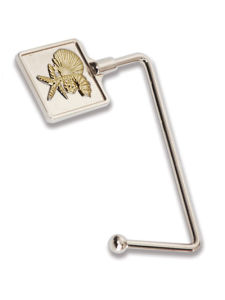 Embossed Square Metal Bag Hook (BH201A) pictures & photos