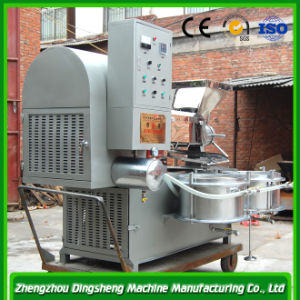 Moringa Seed Oil Press Machine, Oil Extruder Making Machine pictures & photos