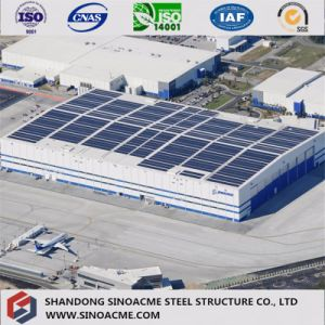 Heavy Steel Structure Industrial Building for Airplane pictures & photos