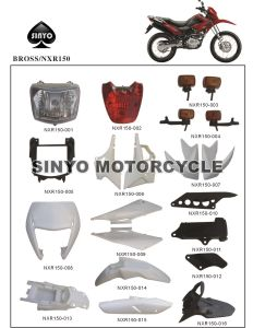 Popular Street Bike High Quality Body Parts pictures & photos