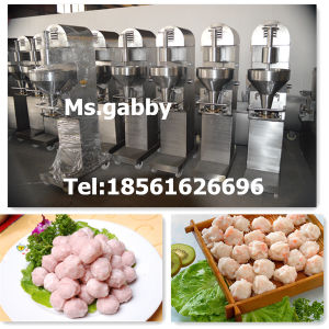 High Quality Meatball Cooking Machine Line pictures & photos