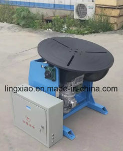 Ce Certified Welding Turning Table HD-600 for Circular Welding pictures & photos
