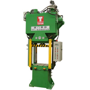 Four Column Hydraulic Deep Drawing Press pictures & photos