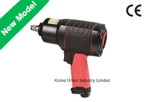 """3/8"""" (1/2"""") Pneumatic Composite Pistol Grip Impact Wrench pictures & photos"""