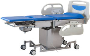 Guangzhou Good Quality Electric Obstetric Table Hospital Bed for Sale pictures & photos