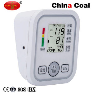 Wholesale Price Automatic Touch Screen Digital Bluetooth Blood Pressure Monitor pictures & photos