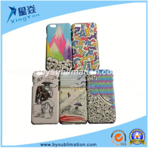 Frosted Film 3D Phone Case for Sublimation pictures & photos